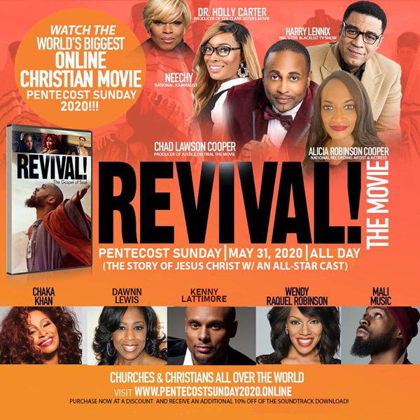 Revival Pentecost Sunday 05042020