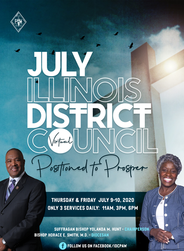 Illinois District Council July 2020