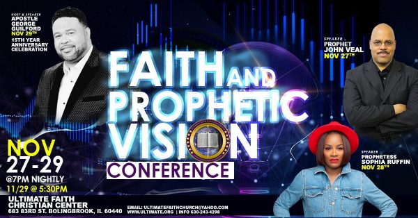 Faith and Prophetic Vision 2020